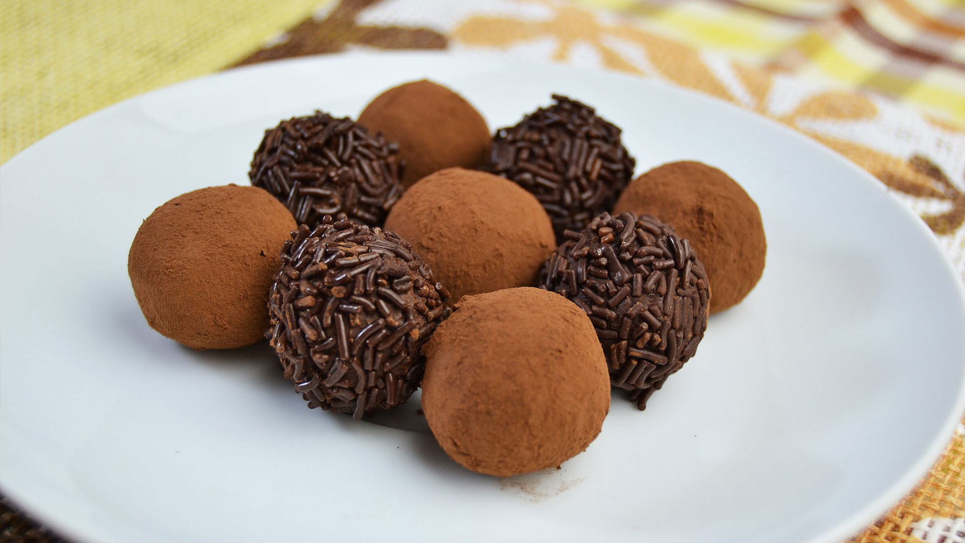 Quick and easy chocolate truffles - YourLifeAssist